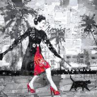Collage – jedna ztechnik destrukcyjnych